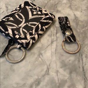 Vera Bradley key chains